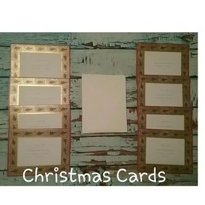Bogo Christmas Photo Cards 8 ct. With envelopes